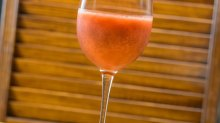 Strawberry Frosé at Disney California Adventure Food & Wine Festival