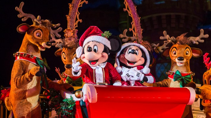 'Mickey's Most Merriest Celebration' During Mickey's Very Merry Christmas Party