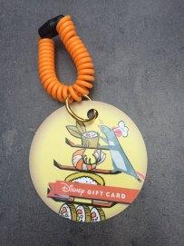 Epcot International Food & Wine Festival Disney Gift Card - Yellow