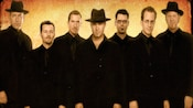 Band members from Big Bad Voodoo Daddy