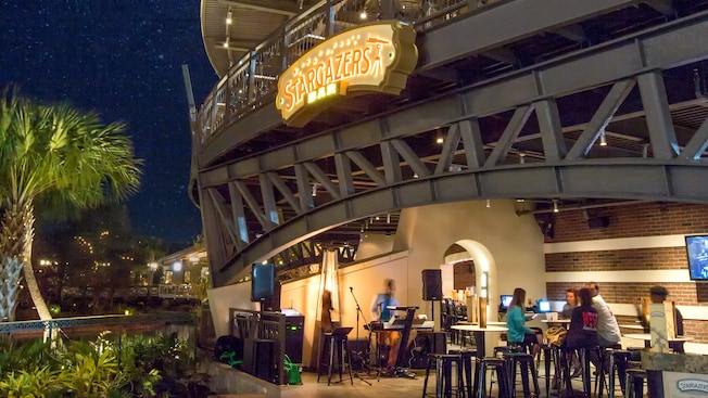 Stargazers Bar Walt Disney World Resort