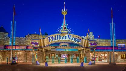 Image result for mickey's philharmagic