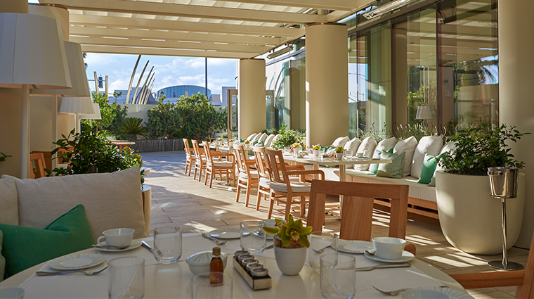 Jean Georges Beverly Hills Los Angeles Restaurants