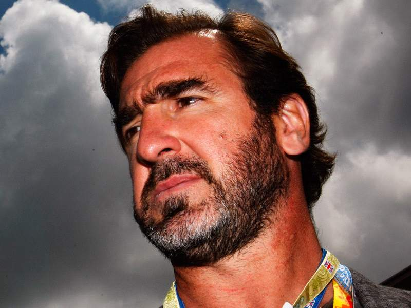 Language · watch · edit · eric cantona. Top 10 Eric Cantona Quotes Seagulls Water Carrier Terminator And Many More Goal Com