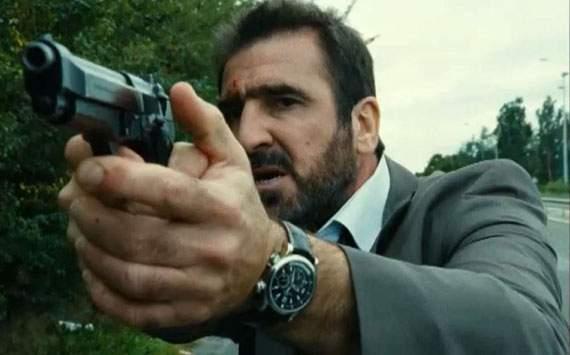 Le bonheur est dans le pré d'étienne chatiliez : In Pictures Eric Cantona Returns To Action Starring In His Latest Film Switch Goal Com