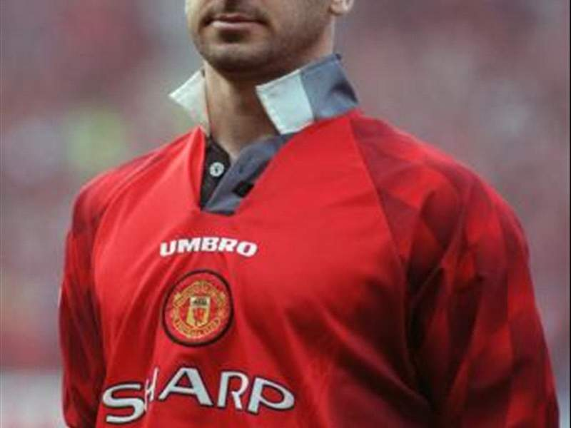 "Eric the king cantona manchester united legends, sports images,. Ferdinand: ""O yakayı sadece Cantona kaldırabilir"" | Goal.com"