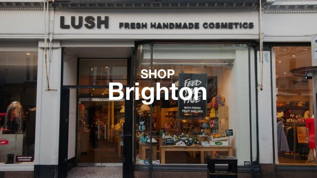 Image result for lush brighton