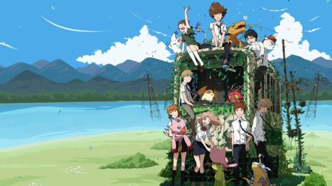 Resultado de imagen de Digimon Adventure tri. 4