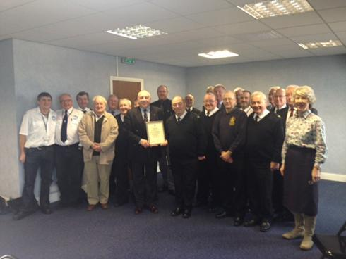 Certificates of Commendation : Merchant Navy Welfare Board