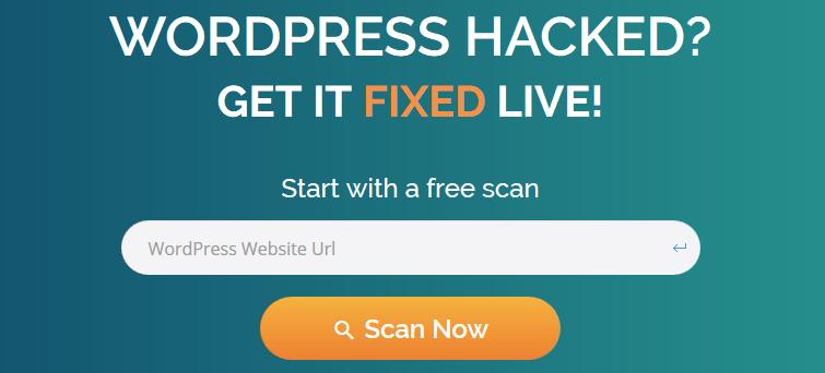 WordPress Vulnerability Scanner - Online WordPress Security Scan for Vulnerabilities