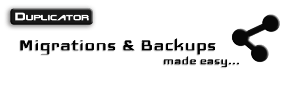 Duplicator - WordPress Migration & Backup Plugin