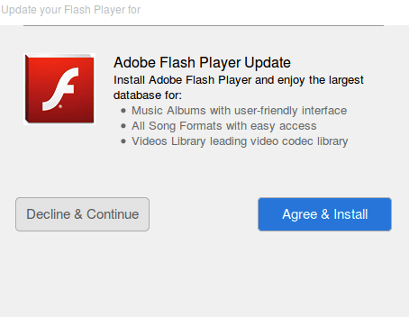 fake-adobe-flash-update-random redirects to malicious site