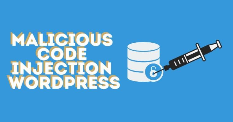 Malicious Code Injection WordPress 💉  Banco De Oro Hack