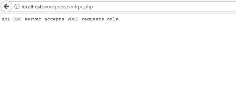 WordPress XML-RPC Attack