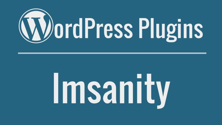 imsanity wordpress plugin