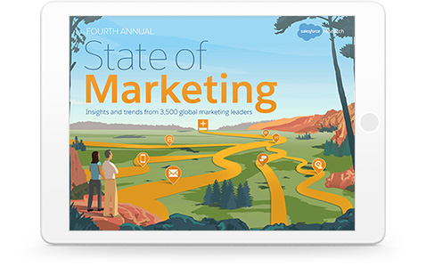 State of Marketing Today - A Salesforce Study