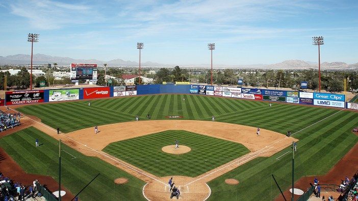 Cubs, A's to play Spring Training games in Las Vegas | MLB.com