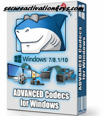 STANDARD Codecs Crack 11 With Product Key Free 2021
