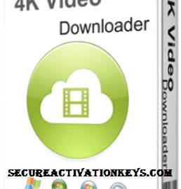 4K Video Downloader Crack 4.14.2 With Lifetime Registration Key 2021