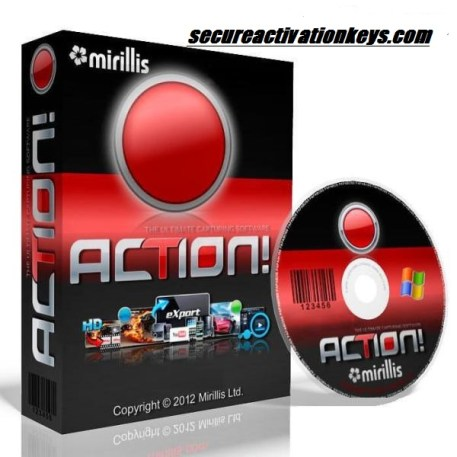 Mirillis Action Crack 4.15 With Activation Key Free Download 2021