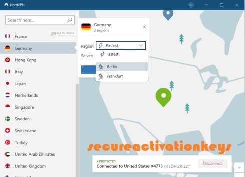 NordVPN Crack 6.0.2 With Product Key Full Version 2021