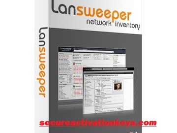 Lansweeper Crack 8.2.110.1 With License Key 2021 {Latest}