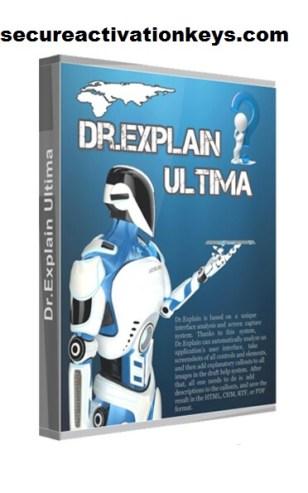 Dr.Explain Ultima Crack 2021 With Activation Key Full Download
