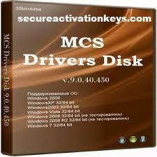 MCS Drivers Disk Crack 2021 + Keygen Download Free latest