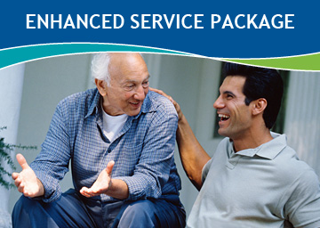 Enhanced Service Package