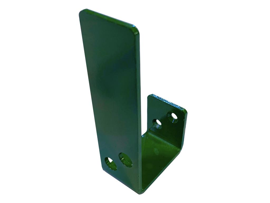 compact 2x4 bar holder green open