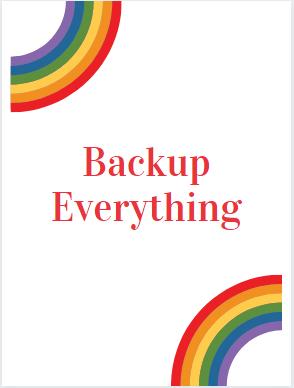 backup cloud storage