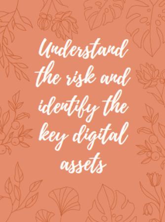 understand cyber risk digital asset