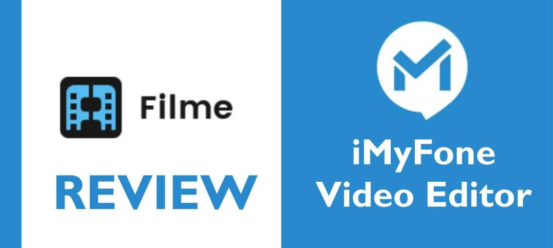 iMyFone Video Editor Review