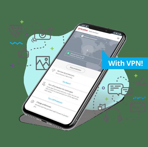 McAfee Secure VPN