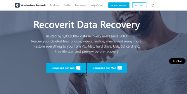 What Are The Benefits Of Wondershare Recoverit
