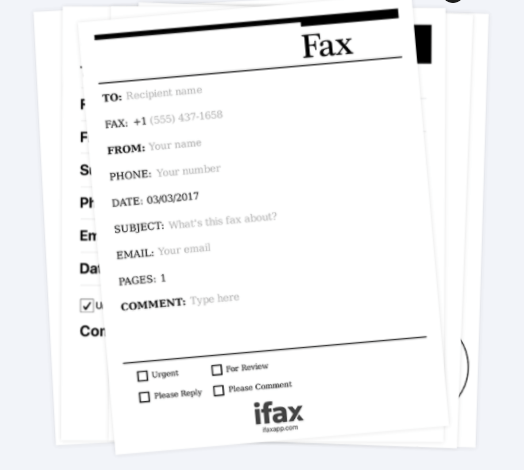 what is ifax