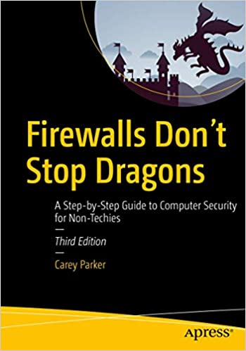 Firewalls Don't Stop Dragons by Carey Parker (CIPM)