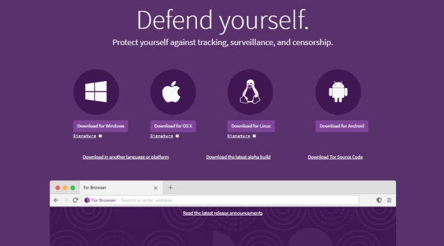 Download and Install Tor Browser