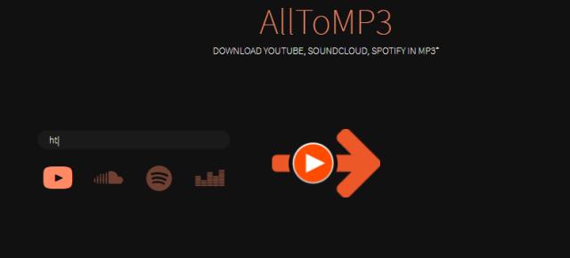 AllToMP3 Spotify