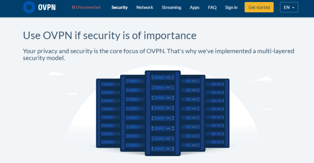 OVPN Maximum Privacy and Security