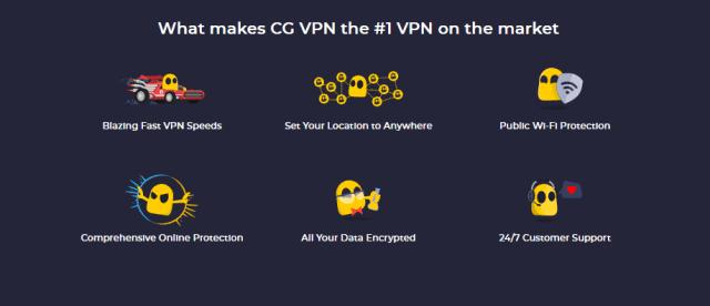 CyberGhost VPN is the Best VPN For 8 Ball Pool