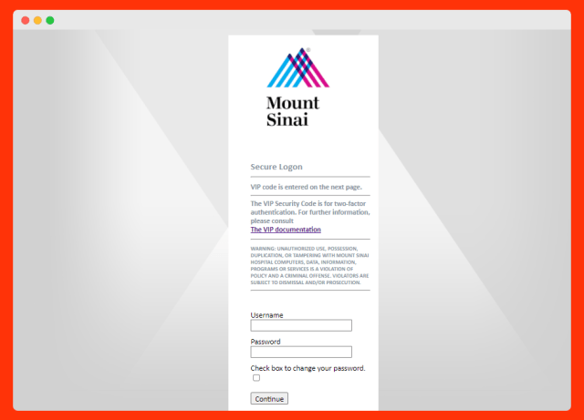 What Is VPN Mount Sinai