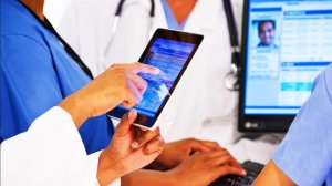 Data Security for the Healthcare Industry Image