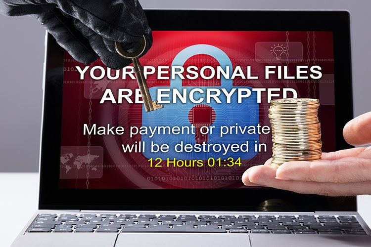 Ransomware: Your files are encrypted