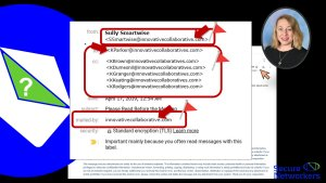 Spoof Email Envelope Information Red Flags