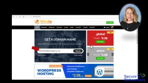 Who is Domain Registration Lookup Part A