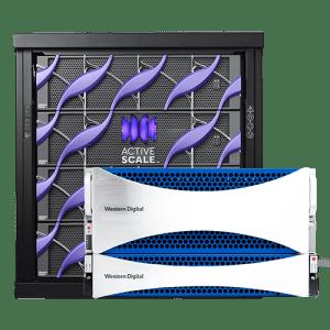 Western Digital Storage System