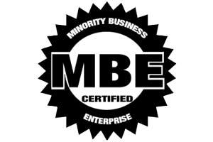 Minority Business Enterprise (MBE) Certified