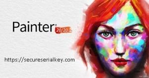 Corel Painter 2020 20.1.0.284 Crack+ Serial Key