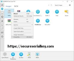 DAEMON Tools Lite 10.12 Crack With License Key 2020